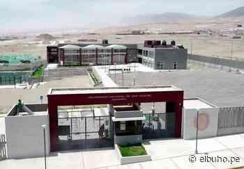 Mollendo cuenta con sede filial de la UNSA para la formación profesional - El Búho.pe
