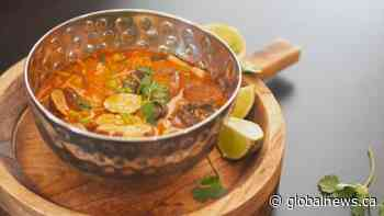 Warm up your winter with this easy Thai chicken soup recipe