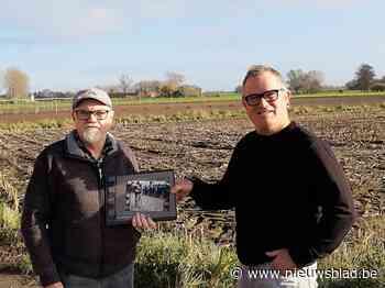 Christiaan Debusschere schrijft boek over plaatselijke wielerhelden - Het Nieuwsblad
