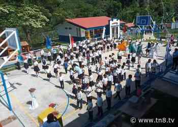 Mejoras en centro escolar La Constancia en San Sebastián de Yalí, Jinotega - TN8 Nicaragua