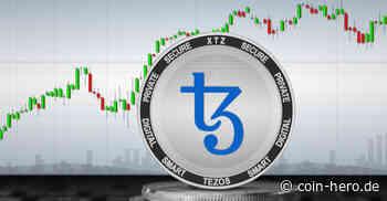 Tezos (XTZ) bereit für einen massiven Ausbruch um 30 % - Coin-Hero