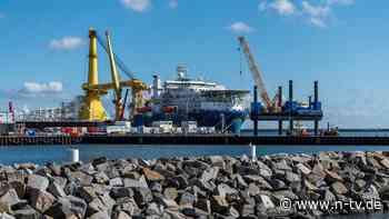 Fokus liegt auf Umweltschutz: Stiftung soll im Notfall Nord Stream 2 retten