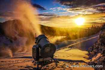 Vancouver ski resort featured in snow machine photo contest - North Shore News