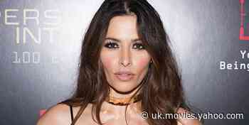 Black Adam star Sarah Shahi hints at her role in Dwayne Johnson's DC movie - Yahoo Movies UK