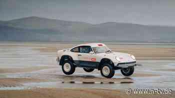 Auf zu neuen Siegen?: Singer Porsche 911 ACS - einer fürs Grobe