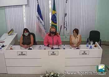 Câmara de Vargem Alta será comandada por três mulheres - A Gazeta ES