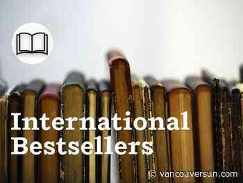 International: 30 bestselling books for the week of Jan. 2