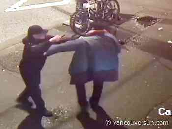 Vancouver police search for suspect after man stabbed in DTES