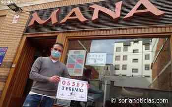 """Bar Maná: """"La elección del 5587 fue aleatoria, solo me pidió la terminación en 7"""" - Soria Noticias"""