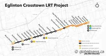 Company in charge of building Eglinton Crosstown LRT confirms 28 new coronavirus cases