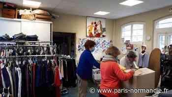 Le vestiaire social de l'Association des Familles de Bois-Guillaume reste ouvert - Paris-Normandie