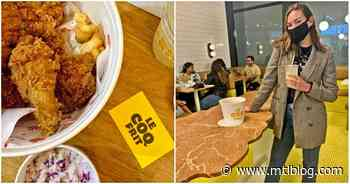 Rue Sainte-Catherine's Newest Fried Chicken Spot Is The Crispiest On The Block - MTL Blog