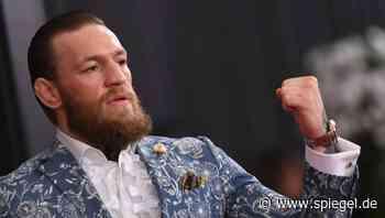 MMA-Star gegen Boxkönig: McGregor fordert Pacquiao heraus - DER SPIEGEL