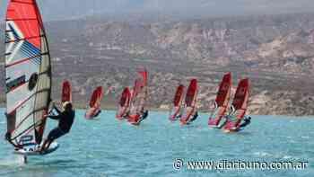 El Dique Potrerillos recibirá al mejor windsurf del país - Diario Uno