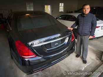 Vancouver couple sues Mercedes-Benz over $160,000 car they're too scared to drive