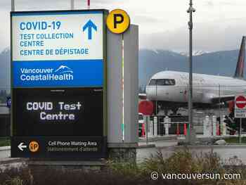 New COVID test requirements could strand B.C. travellers outside of Canada