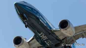 Nach 737-Max-Abstürzen: Boeing stimmt Milliardenstrafe zu