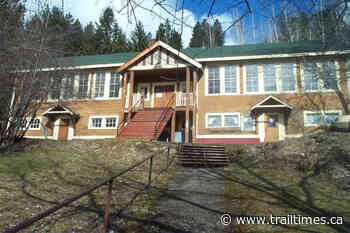 Old South Slocan schoolhouse slated for demolition - Trail Times