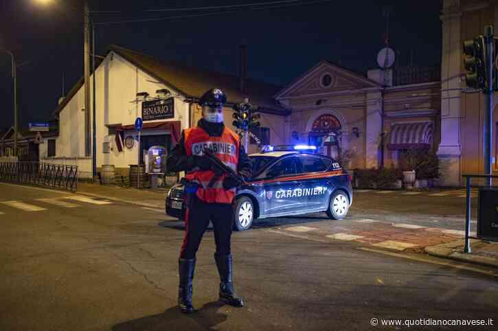 SAN GIUSTO CANAVESE - Va per rapinare un negozio di piante ma le urla della titolare lo spaventano: 17enne arrestato dai carabinieri - QC QuotidianoCanavese