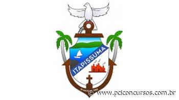Prefeitura de Itapissuma - PE retifica edital de Processo Seletivo - PCI Concursos