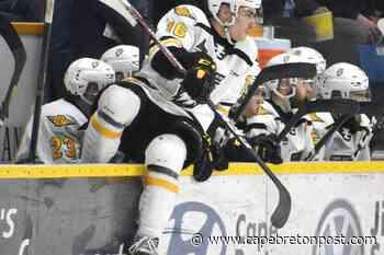 Cape Breton Eagles trade captain Shawn Element to Victoriaville - Cape Breton Post