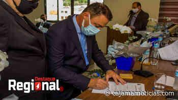 Dany Floresti toma posse como prefeito de Pirapora do Bom Jesus - Cajamar Notícias