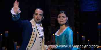There's Bad News For Disney+'s Hamilton As We Head Into Awards Season - CinemaBlend