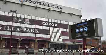 Aston Villa confirma brote 'significativo' de COVID - San Diego Union-Tribune en Español