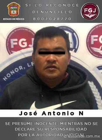 Aprehenden a sujeto por intento de homicidio en Tenancingo - Noticiario Así Sucede