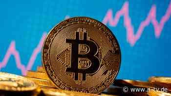 Anleger machen Kasse: Bitcoin beendet Höhenflug vorerst