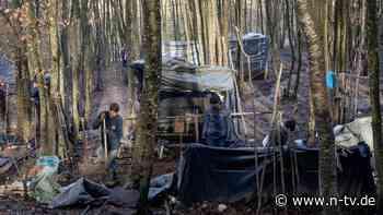 Bei eisiger Kälte in Zelten: SPD fordert Aufnahme von Flüchtlingen aus Bosnien