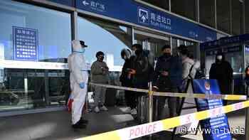 Nach größerem Corona-Ausbruch: China riegelt zwei Millionenstädte ab