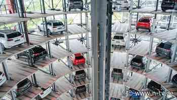 Rückgang um ein Fünftel: Automarkt bricht im Pandemie-Jahr ein