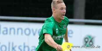 Hannover 96 holt Uffe Bech in den Bundesliga-Kader zurück - Mitteldeutsche Zeitung