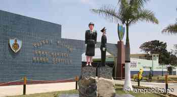 Trujillo: Colegio Militar Ramón Castilla será modernizado - LaRepública.pe