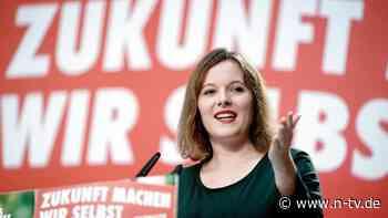 Wahl zur Kühnert-Nachfolge: Rosenthal ist neue Juso-Vorsitzende