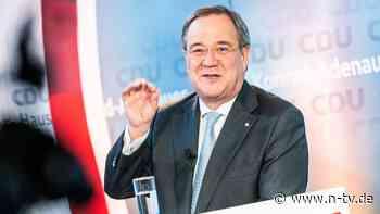 Klares Signal gegen Merz: Laschet liegt bei den CDU-Frauen vorn