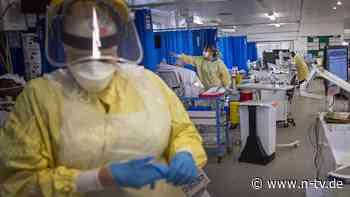 """Virus """"außer Kontrolle"""": Londons Kliniken stehen kurz vor Kollaps"""