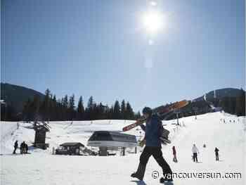 Fall from cliff kills snowboarder at Whistler Blackcomb ski resort
