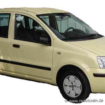 Gelber Fiat Panda nach Mordfall gesucht - radiokoeln.de