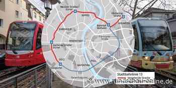 Köln: Studie soll erster Ringbahn den Weg ebnen - Kölnische Rundschau
