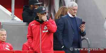 1. FC Köln: Armin Veh über Entlassung von Markus Anfang - EXPRESS