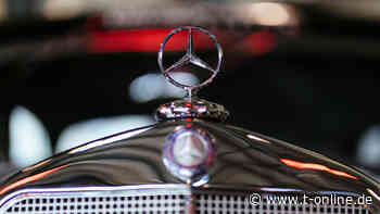 Köln: Wertvoller Mercedes-Oldtimer aus Tiefgarage gestohlen - t-online - Köln