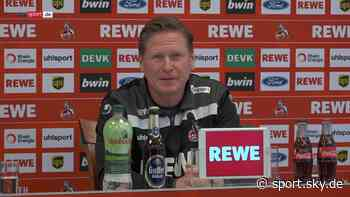 Köln Video: Markus Gisdol über den seiner Ansicht nach besten Trainer der Bundesliga - Sky Sport