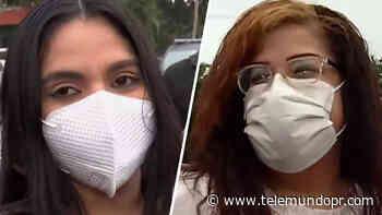 En libertad Ashley Marie Torres y Sharelys López Pérez - Telemundo Puerto Rico