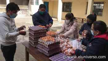 Un huevo cada día se dará a niños en Guaranda para contrarrestar la desnutrición crónica - El Universo