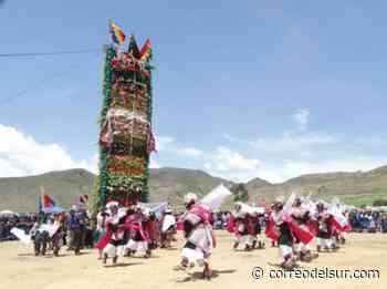"""Chuquisaca: Presto suspende Carnaval y Gobernación plantea """"pucara virtual"""" para Tarabuco - Correo del Sur"""