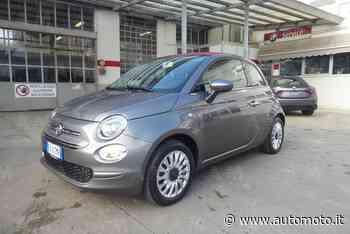 Vendo Fiat 500 Cabrio 1.2 Lounge usata a Romano di Lombardia, Bergamo (codice 8339220) - Automoto.it