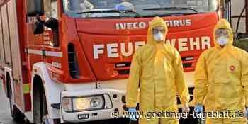Freiwillige Feuerwehr Dransfeld: Mehr Brände, weniger Mitglieder in 2020 - Göttinger Tageblatt