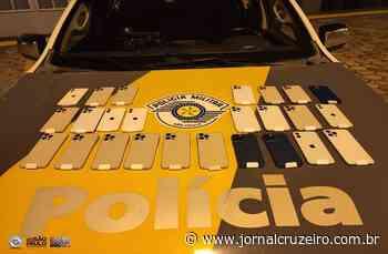 25 celulares sem documentação fiscal são apreendidos em Pirapozinho - Jornal Cruzeiro do Sul